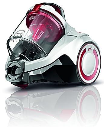 Dirt Devil Rebel 25 HE - Aspirador sin bolsa, ciclónico, depósito de polvo 2,7 l