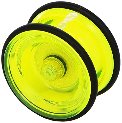 Lichter String Neuheit (elliot 3512157 Henrys YoYo Lizard Ø 61 mm, B 34 mm, 50 g, gelb)