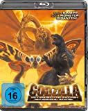 Godzilla, Mothra and King Ghidorah [Blu-ray]