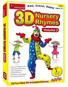 Infobells 3D Nursery Rhymes - Vol. 2