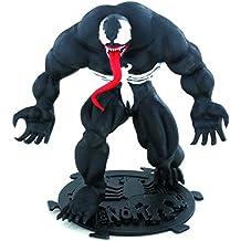 Spiderman - Figura Agent Venom 10 cm (Comansi 96038)