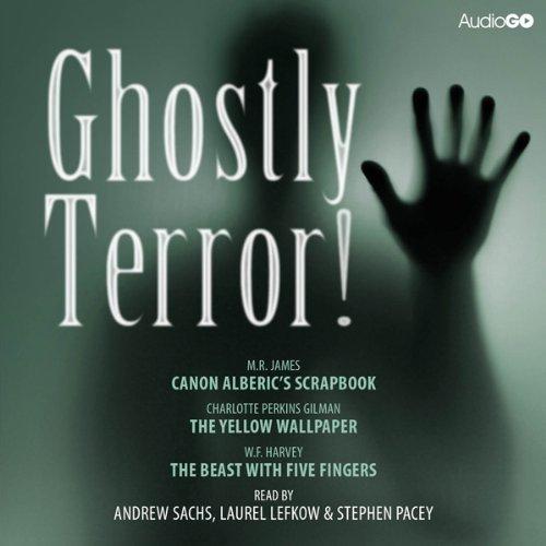 Ghostly Terror!  Audiolibri