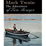 The Adventures of Tom Sawyer: Mark Twain (English Edition)