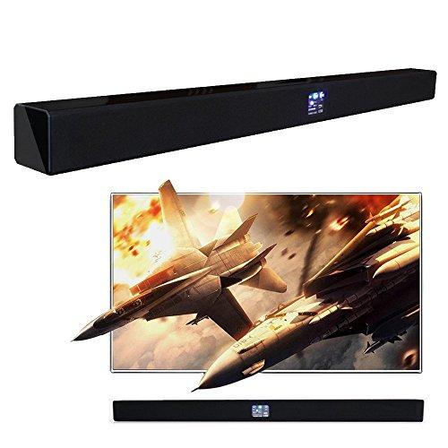 Smart TV Barra De Sonido Eco De Sonido De La Pared Bluetooth...