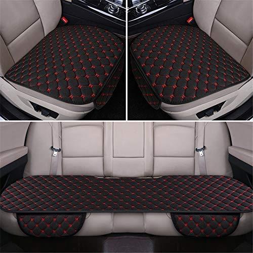 CULASIGN Auto Sitzauflage Sitzkissen Sitzbezüge Universal Sitzauflagen Vordersitzbezüge und Rücksitzbezüge