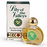 Ein Gedi Aceites de lirio de los valles–Aceite de Unción 7,5ml. Regalo de la Biblia de Jerusalén