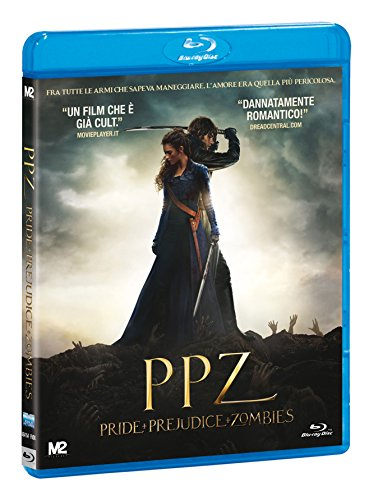 Ppz-Pride and Prejudice and Zombies (Blu-Ray)
