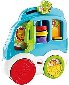 Infant - Coche, sorpresas Divertidas Fisher-Price (Mattel CMV93)