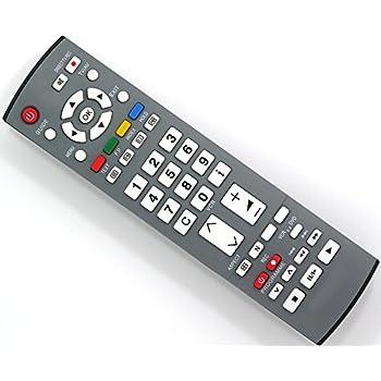 Ersatz Fernbedienung für Panasonic LCD LED TV: Amazon.de
