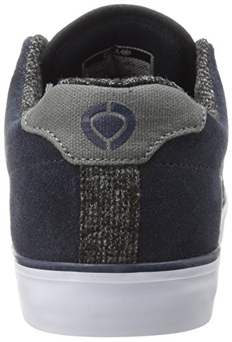 C1RCA  Lopez  50, Sneakers basses mixte adulte navy/gray/white
