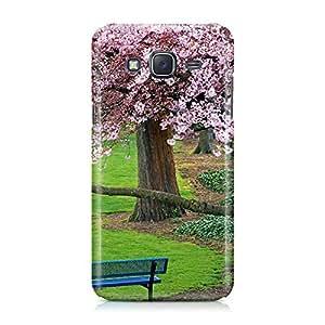 Hamee Designer Printed Hard Back Case Cover for Samsung Galaxy On Nxt Design 5699