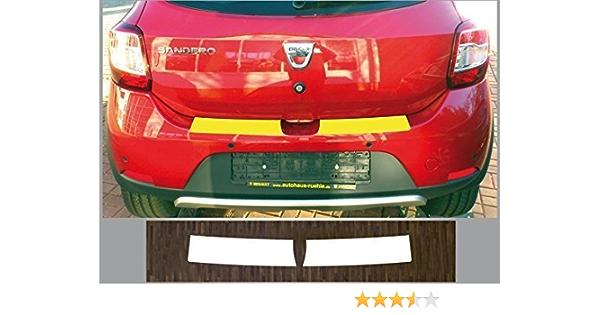 Passgenau Für Dacia Sandero Stepway Ab 2012 Lackschutzfolie Ladekantenschutz Transparent Auto
