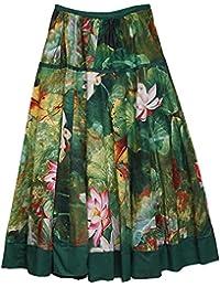 4a532e481 Amazon.es: faldas tallas grandes - Mujer: Ropa