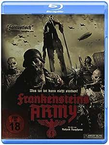 Frankenstein's Army - Steelbook [Blu-ray]