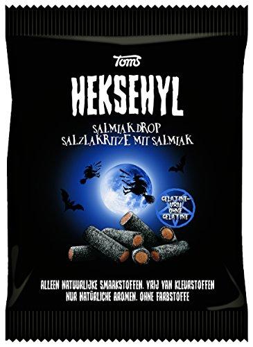 kritze mit Salmiak, 16er Pack (16 x 300 g) (Halloween Mais Süßigkeiten)
