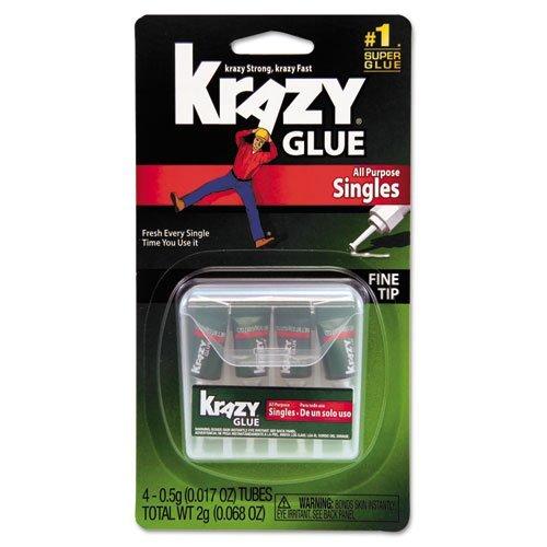 krazy-glue-krazy-glue-single-use-tubes-w-storage-case-4-pack-kg58248sn-dmi-pk-by-krazy-glue