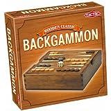 Tactic Backgammon Niños y adultos Estrategia - Juego de tablero (Estrategia, Niños y adultos, 10 min, Niño/niña, 7 año(s), 99 año(s))