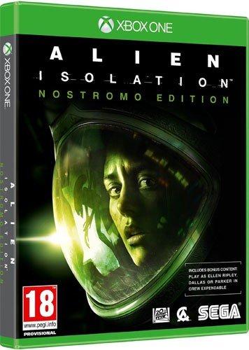 Alien Isolation XB-One UK multi