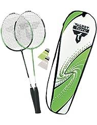 Talbot Torro 2 Attacker Set de badminton Vert