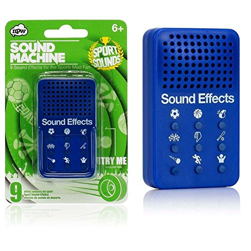 Sport Edition Sound Machine – Sports Crowd Soundmachine Sound Maschine Zuschauer Soundmaschine
