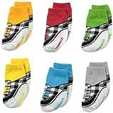 - Trumpette-Chaussures bébé-Zachary'de chaussettes pour bébé de 0 à 12 mois
