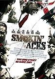 Smokin' Aces (2006)   Original Filmplakat, Poster [Din A1, 59 x 84 cm]