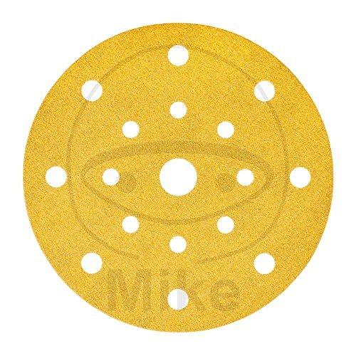 Schleifscheiben Klett 150 K120 255P+ Hookit gold 17L