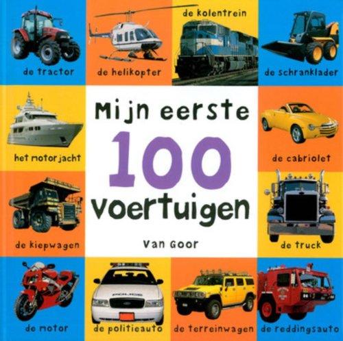 Mijn eerste 100 voertuigen par  Roger Priddy