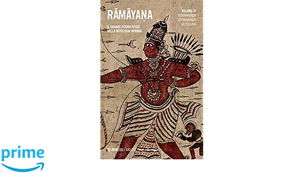 Datazione di Ramayana e Mahabharata