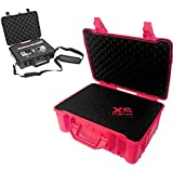 XSories - BIG BLACK BOX Malette/Valise de transport de 2L Rigide & Etanche – Rouge