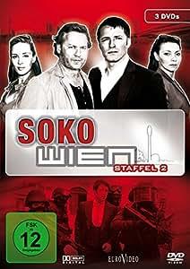 SOKO Wien - Staffel 2 [3 DVDs]