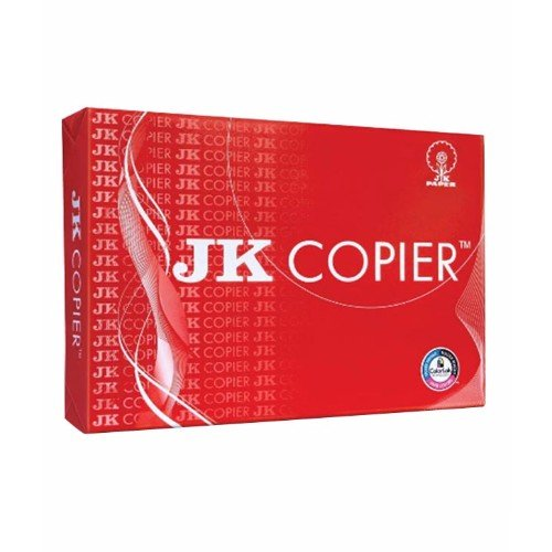 JK Copier Paper - A4, 500 Sheets, 75 GSM, -...