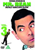 Mr Bean: Series 1, Volume 3 (Digitally Remastered 20th Anniversary Edition) [DVD]