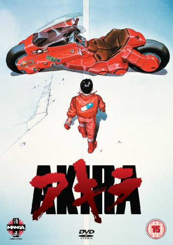 Akira [Katsuhiro Otomo] [Edizione: Regno Unito] [Import italien]