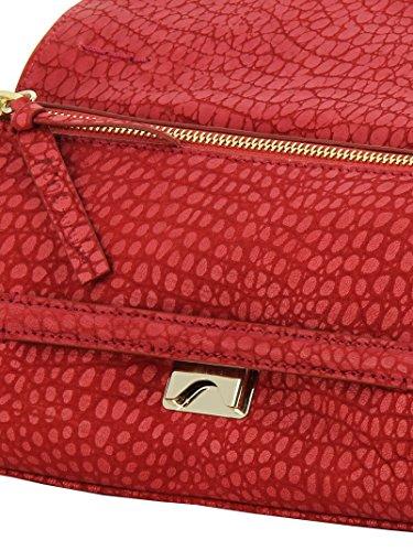 Henkeltasche Rot Damen rot rot Zanellato qPn57Znw