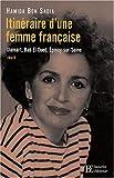 Image de Itinéraire d'une femme française : Clamart, Bab-El-Oued, Epinay-sur-Seine
