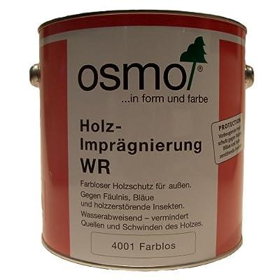 OSMO Holz-Imprägnierung WR 2,5 Liter von Osmo - TapetenShop