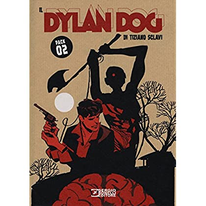 Dylan Dog. Pack: 2