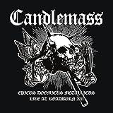 Candlemass: Epicus Doomicus Metallicus-Live ( [Vinyl LP] (Vinyl)