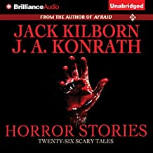 Horror Stories: Twenty Six Scary Tales