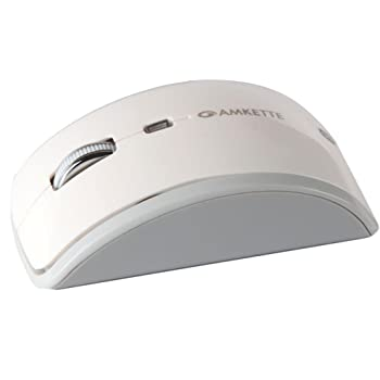 Amkette pearl Mouse Pearl Bluetooth Mouse