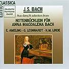 Aus Dem Notenbuchlein Für Anna Magdalalena Bach
