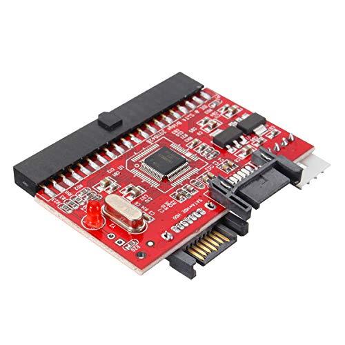 Bidirektionale SATA zu IDE Adapter IDE zu SATA Festplatte Konverter Karte mit Sata Kabel Netzkabel