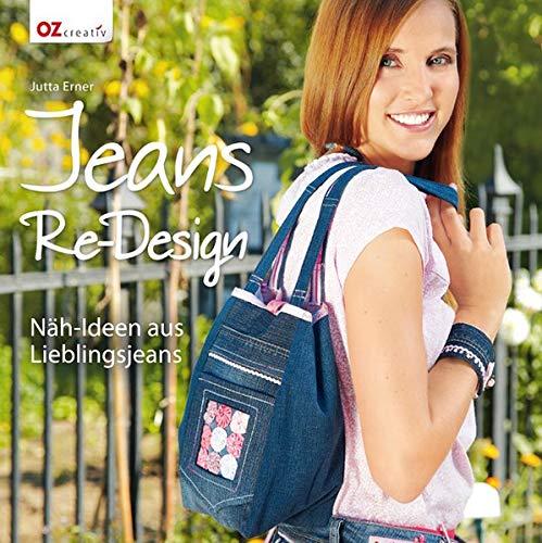 Jeans Re-Design: Näh-Ideen aus Lieblingsjeans