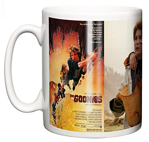 The Goonies Poster Mug with Three Different Images