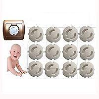 Çocuk Bebek Koruma Priz Kilidi Güvenlik Emniyet Seti 12 Adet