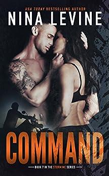 Command (Storm MC #7) by [Levine, Nina]