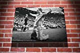 Fernando Torres Liverpool FC Football Gallery Framed Canvas Art Picture Print