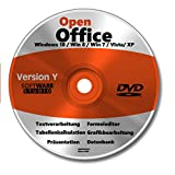 Open Office windows 10 deutsch Vollversion Windows 10 + 8 + 7 + Vsta + XP Powerpoint Präsentation Word Schreibprogramm Textverarbeitung Excel Tabellenkalkulation 2018