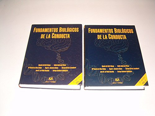 Fundamentos biologicos de la conducta (2 vols)